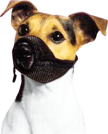 Ancol Mesh Muzzle For Dogs