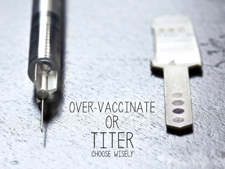 The very real dangers of over vaccination