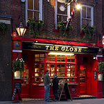 The Globe Pub In The Heart Of Covent Garden