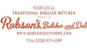 Robsons Butchers